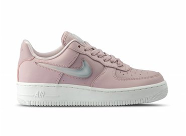 Nike W Air Force 1 '07 SE PRM Plum Chalk Obsidian Mist AH6827 500