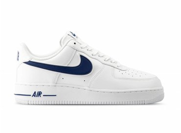 Nike Air Force 1 '07 3 White Deep Royal AO2423 103