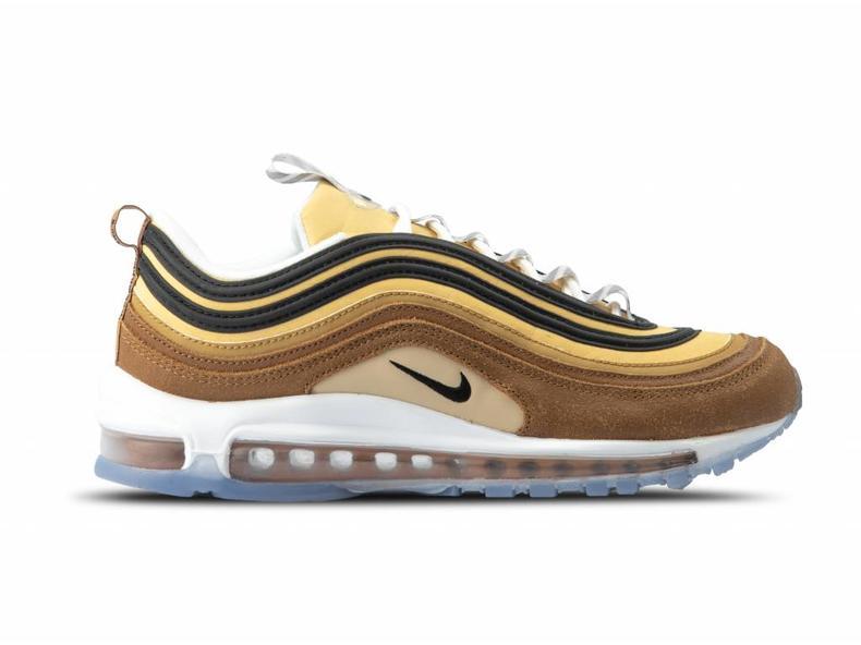nike air max 97 dames gold