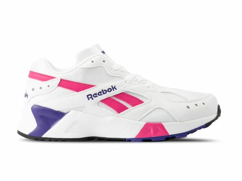 Reebok Aztrek White Rose Cobalt Purple CN7841  f099862c1