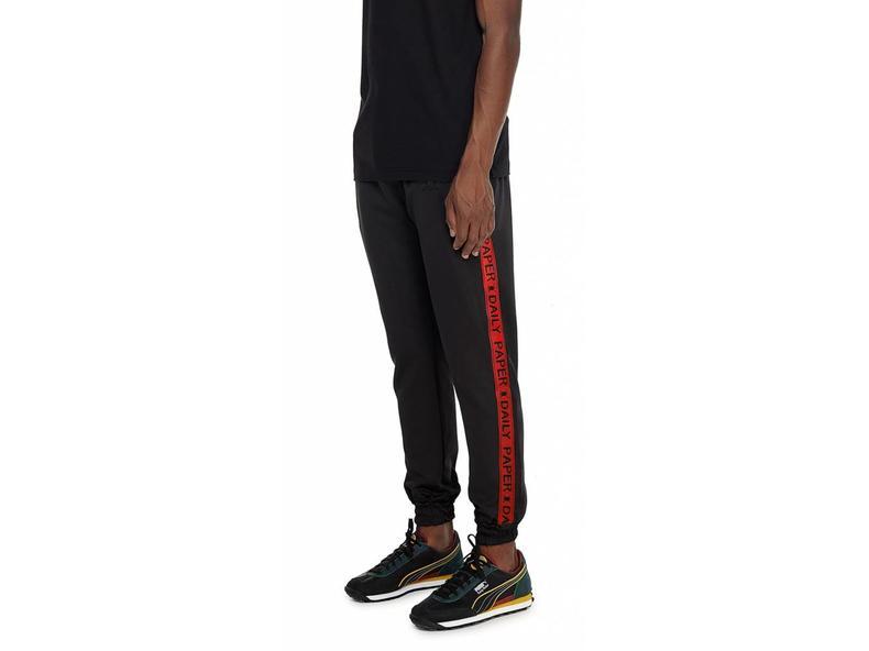 BLACK RED TAPE LOGO TRACK PANTS NOSB06