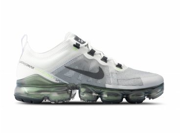 Nike Air Vapormax 2019 PRM White Dark Grey Platinum Tint AT6810 100