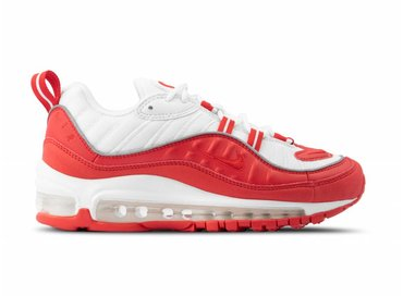 Nike Air Max 98 University Red University Red 640744 602