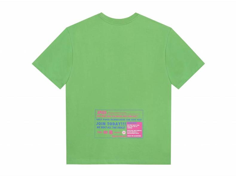 Falala Light Green 19S1TS09 02