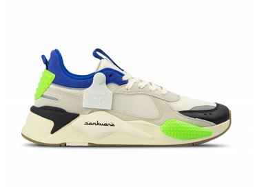 Puma RS X Sankuanz Cloud Cream Royal Blue 369610 01