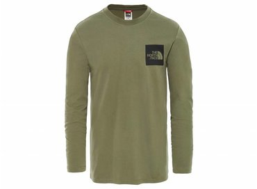 The North Face Fine Tee New Taupe Green T937FT21L