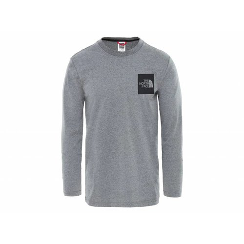Fine Tee Medium Grey Heat T937TDYY