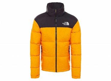 The North Face Men 1996 Retro Nuptse Jacket Zinnia Orange T93C8DH6G