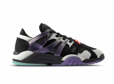 Adidas Dimension LO Core Black Raw White Active Purple BC0623