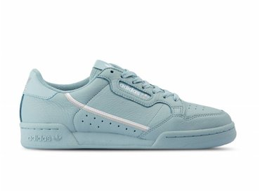 Adidas Continental 80 Ash Grey Silver Metallic Cloud White EE4145