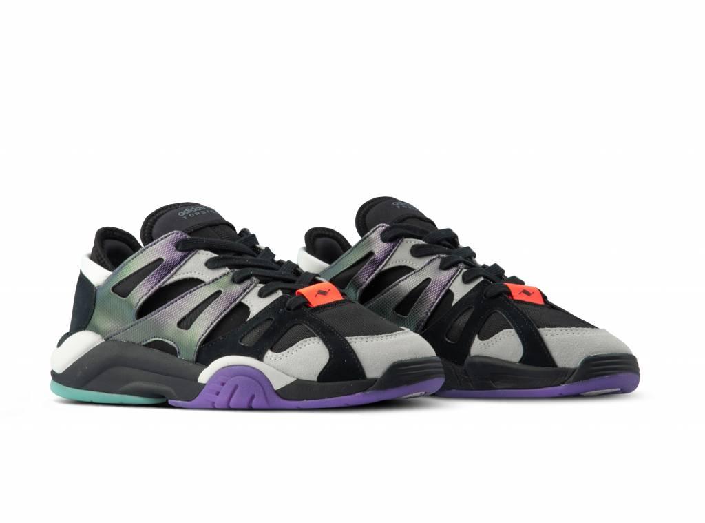 Adidas Dimension LO Core Black Raw White Active Purple