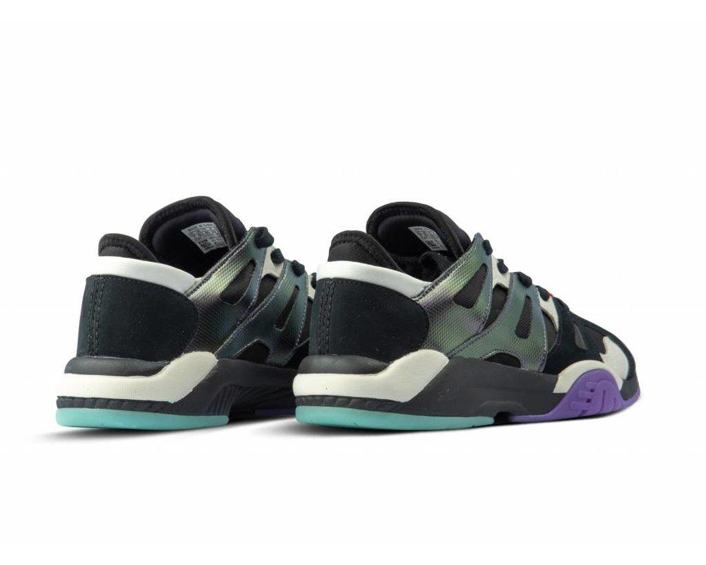 Adidas Dimension LO Core Black Raw White Active Purple BC0623