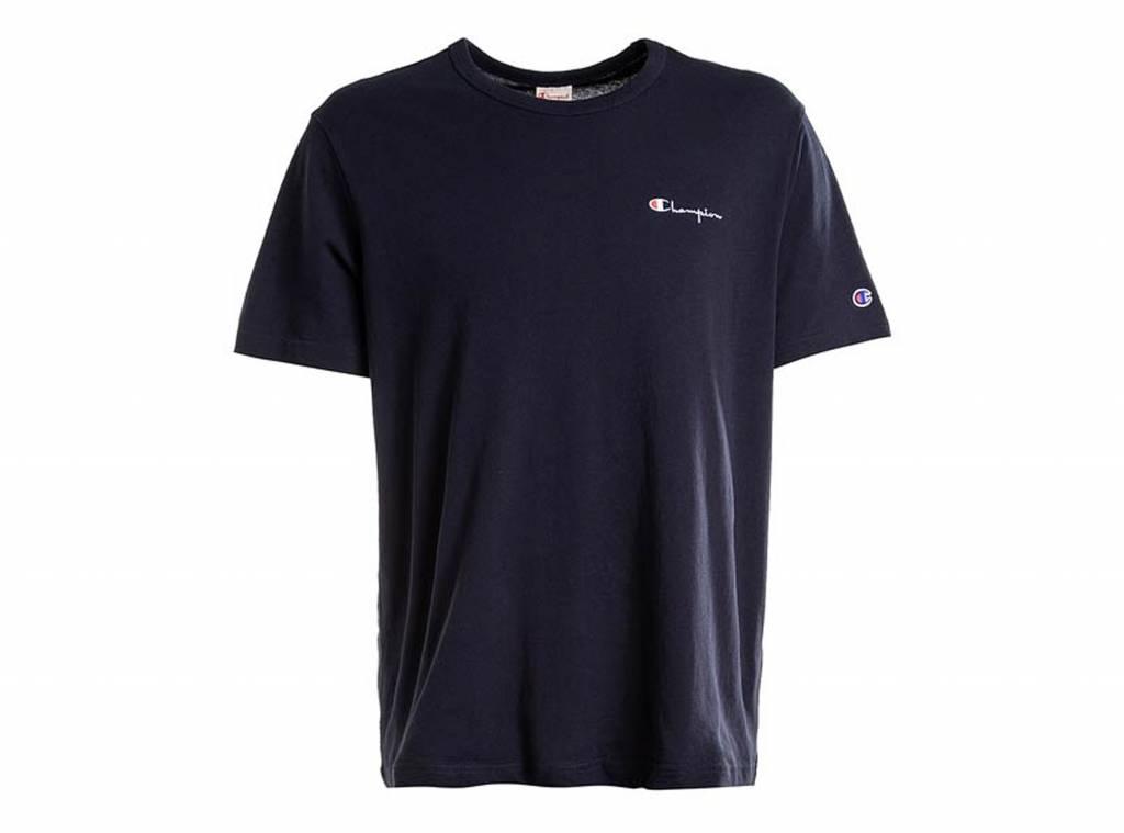 Crewneck T Shirt Navy 211985 S19 BS501