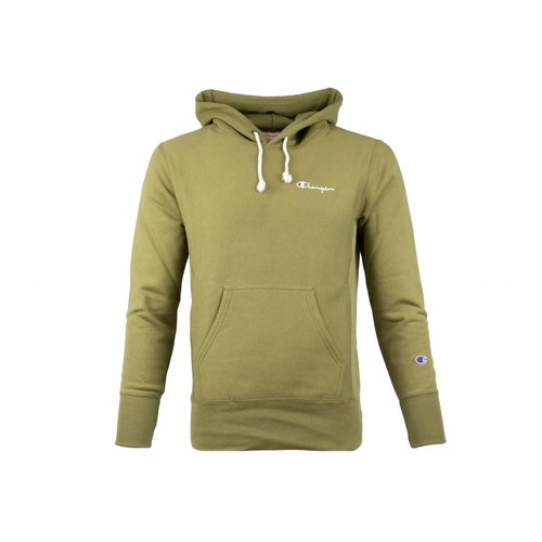 Hooded Sweatshirt Green 212967 S19 GS543