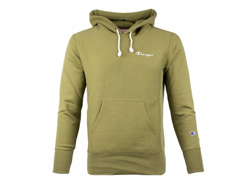 Hooded Sweatshirt Green 212968 S19 GS543