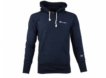 Champion Hooded Sweatshirt Navy 212967 S19 BS501