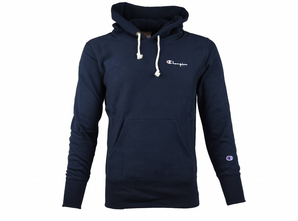 Hooded Sweatshirt Navy 212967 S19 BS501