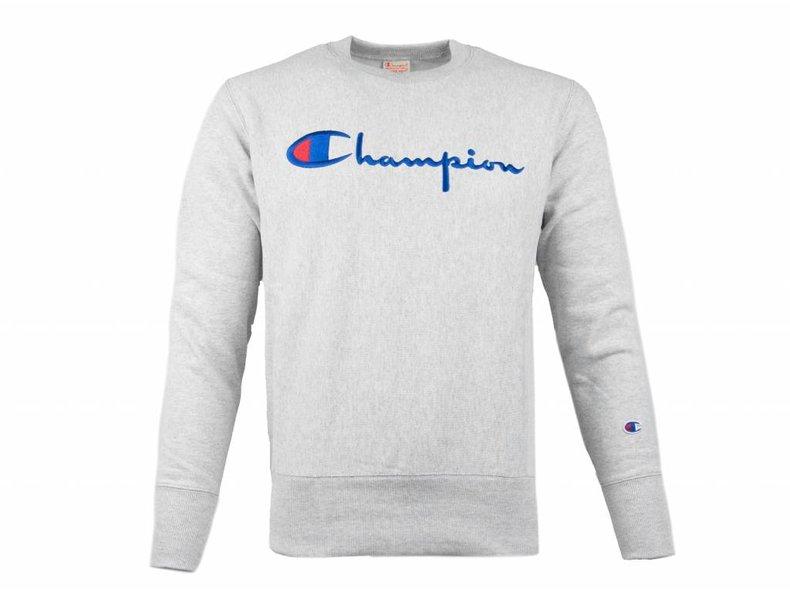 Crewneck Sweatshirt Grey 212576 S19 EM004