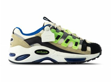 Puma Cell Endura x Sankuanz  Cloud Cream Green Gecko Black 369611 01