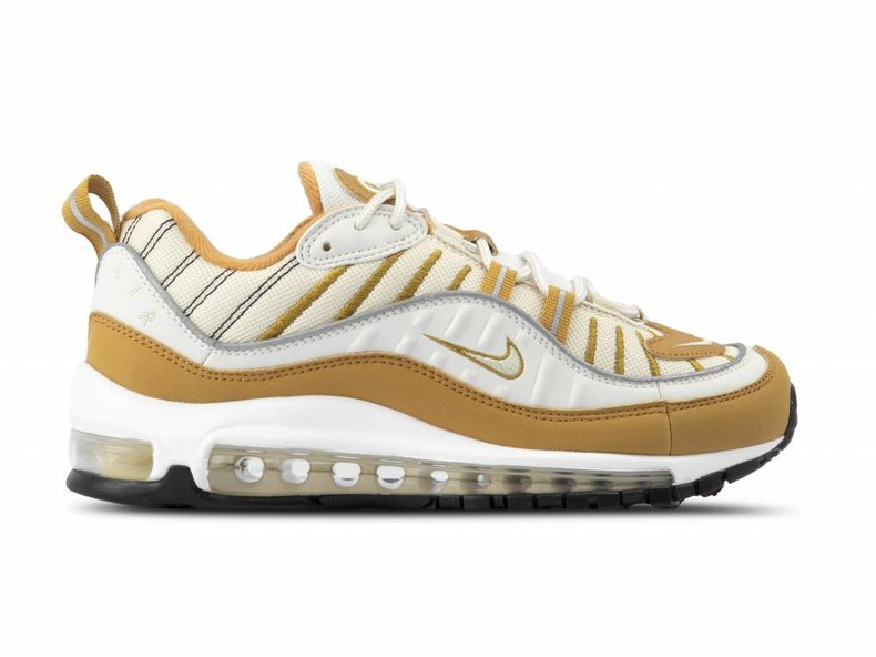 pretty nice c4fd8 d3367 W Air Max 98 Phantom Beach Wheat AH6799 003