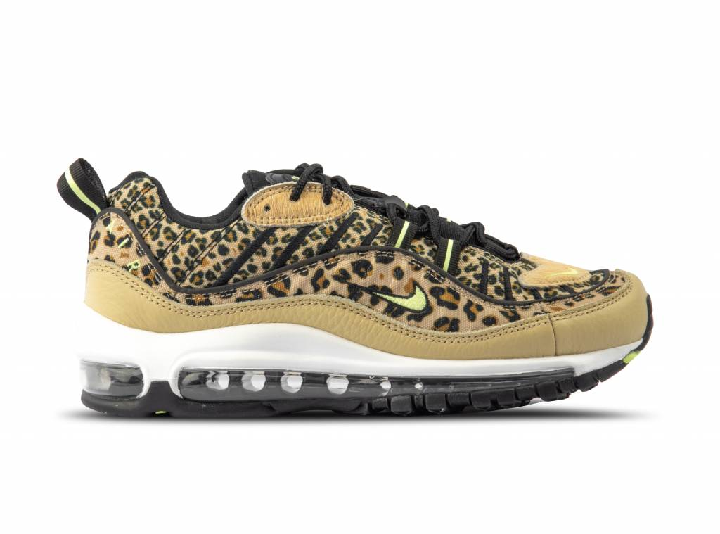 W Air Max 98 PRM Desert Ore Volt Glow Black Wheat BV1978 200
