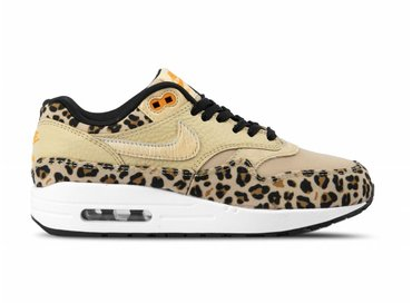 quality design a095e d9b90 Nike WMNS Air Max 1 PRM Desert Ore Orange Peel Black Wheat BV1977 200