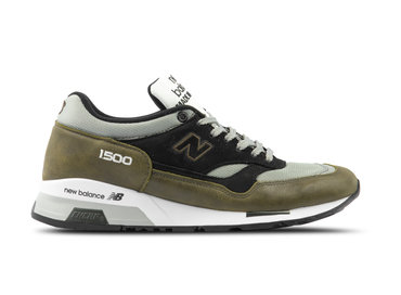 New Balance M1500TGG Black Green 702151 60 6