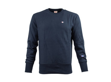 Champion Crewneck Sweatshirt Navy 212572 S19 BS501
