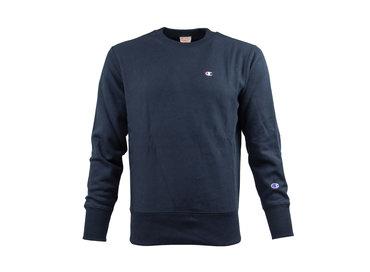 Champion Crewneck Sweatshirt Navy 212572 S19 BS501