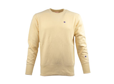 Champion Crewneck Sweatshirt Sand 212572 S19 MS044