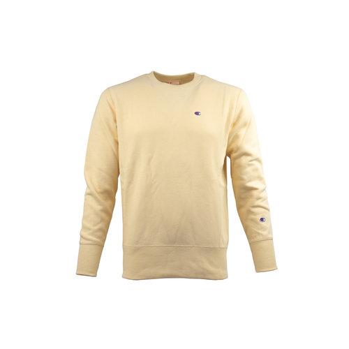 Crewneck Sweatshirt Sand 212572 S19 MS044