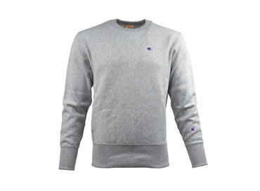Champion Crewneck Sweatshirt Grey 212572 S19 EM004