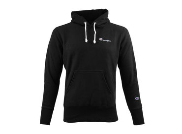 Champion Hooded Sweatshirt Black 212967 S19 KK001