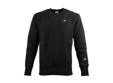 Champion Crewneck Sweatshirt Black 212572 S19 KK001