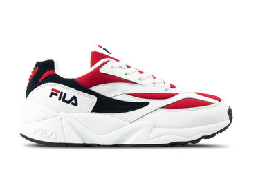 Fila V94M Low White Fila Navy Fila Red 1010255 150