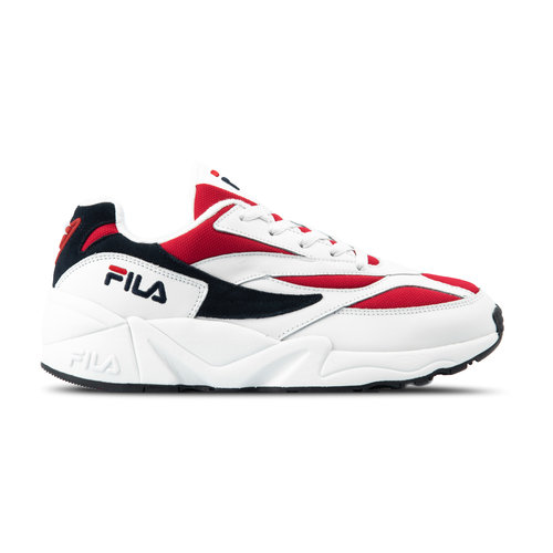 V94M Low White Fila Navy Fila Red 1010255 150