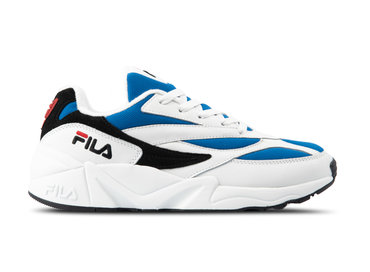 Fila V94M Low Low White Electric Blue Black 1010255 01U