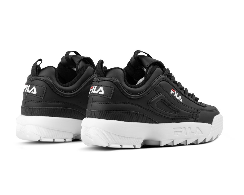 Fila Disruptor Low WMN Black 1010302 25Y