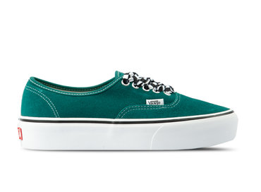 Vans Authentic Platform Checkerboard Lace Quetz VN0A3AV8S1W1