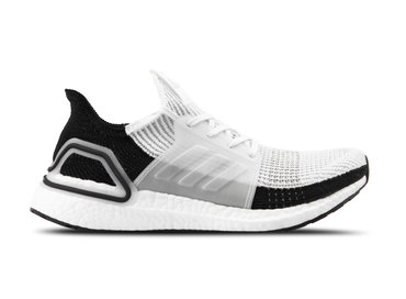 37267ce0701 Adidas UltraBOOST 19 Footwear White Footwear White Grey Two B37707