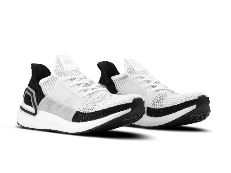 UltraBOOST 19 Footwear White Footwear White Grey Two B37707