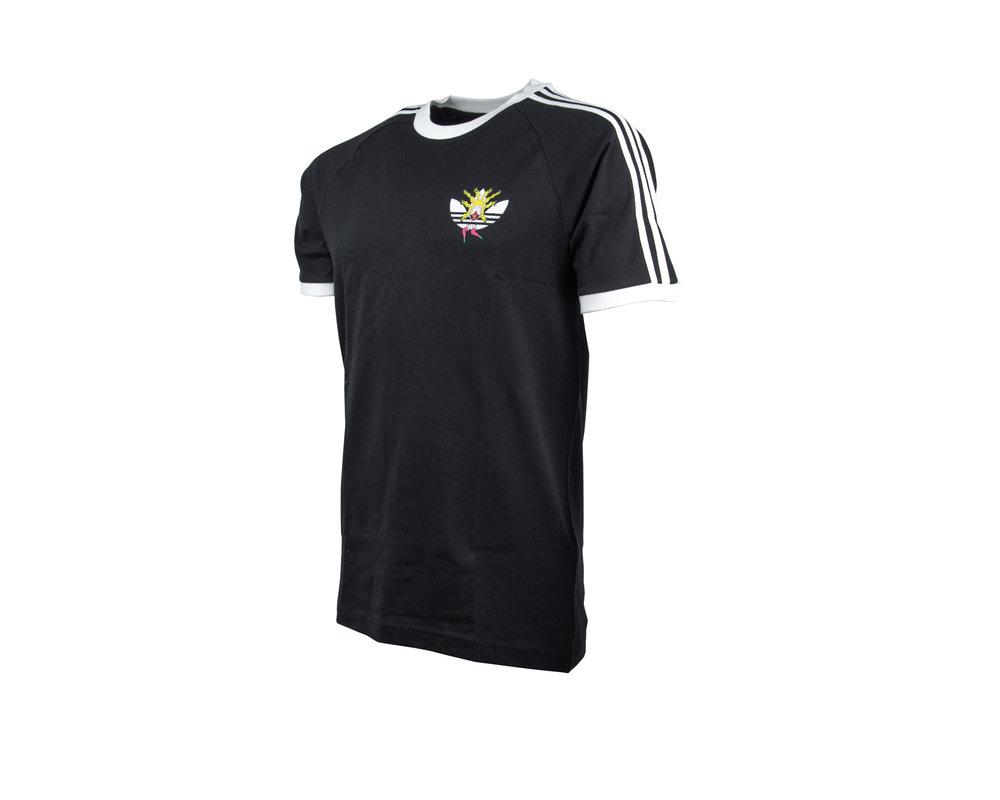 Adidas Tanaami Cali Tee Black DY6661