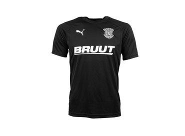 Bruut x Puma Football Jersey Black HFD19Puma02