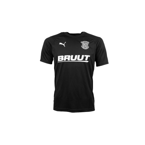 x Puma Football Jersey Black HFD19Puma02