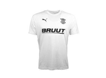 Bruut x Puma Football Jersey White HFD19Puma01
