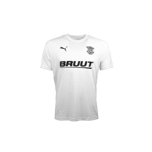 x Puma Football Jersey White HFD19Puma01