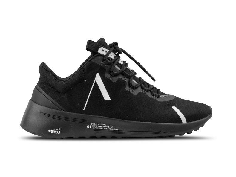 Axionn Mesh PWR55 All Black White EL3501 9910 M