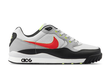 Nike Air Wildwood ACG Pure Platinum Comet Red AO3116 001