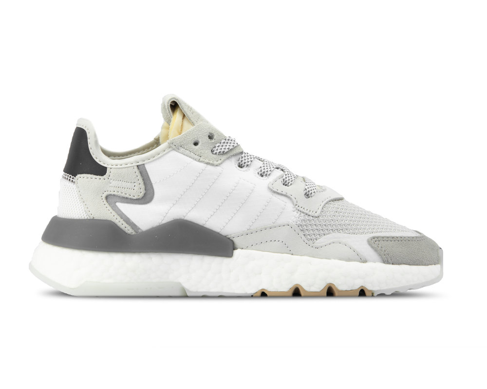 Adidas Nite Jogger Footwear White Crystal White Core Black CG5950