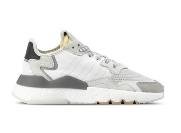 Adidas Nite Jogger Footwear White Crystal White Core Black CG5950
